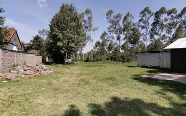 0.5 ac residential land for sale in Karen