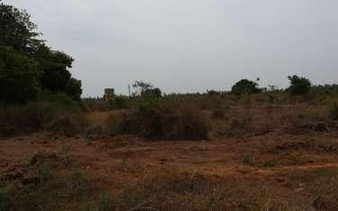 20 ac land for sale in Kikambala