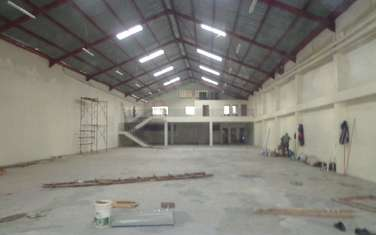 Warehouse for rent in Industrial Area