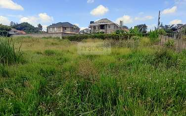 1012 m² commercial land for sale in Ruiru
