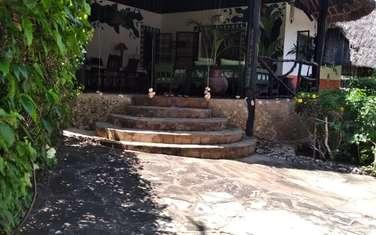 Furnished 3 bedroom villa for sale in Diani
