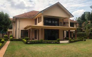 5 bedroom villa for rent in Runda