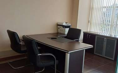 Furnished 2000 ft² office for rent in Westlands Area
