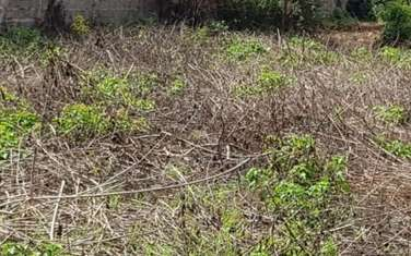 Residential land for sale in Kamiti