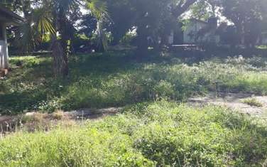 1012 m² commercial land for sale in Kikambala