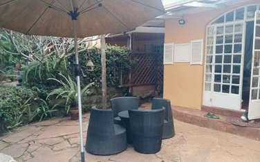 Furnished 1 bedroom villa for rent in Karen