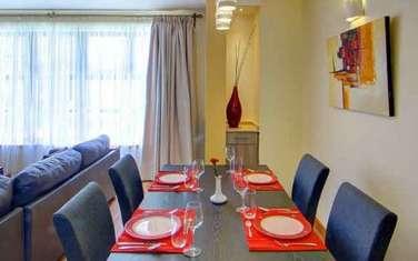 Furnished 2 bedroom apartment for rent in Hurlingham