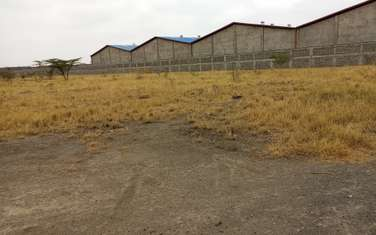 Commercial land for sale in Mlolongo