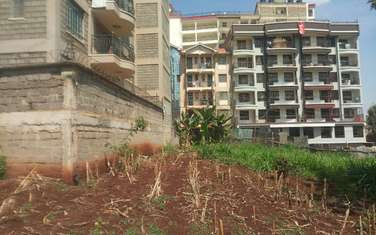 Commercial land for sale in Ruaka