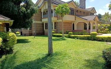 5 bedroom house for rent in Westlands Area