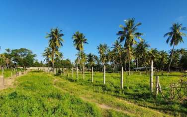 5000 ft² land for sale in vipingo