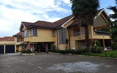 6 bedroom house for rent in Muthaiga Area