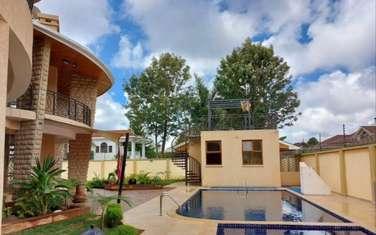 5 bedroom house for rent in Runda