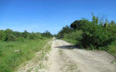 506 m² residential land for sale in Mtwapa
