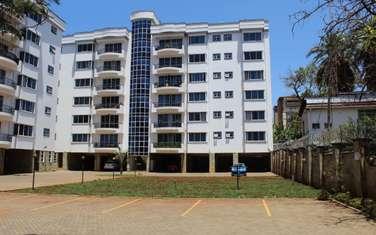3 bedroom apartment for rent in Rhapta Road