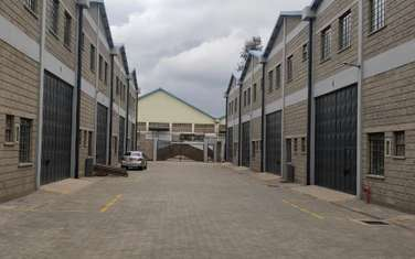 377 m² warehouse for sale in Ruaraka