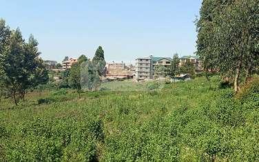 4047 m² land for sale in Kikuyu Town