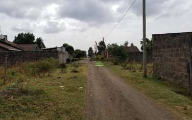 500 m² residential land for sale in Kiamunyi