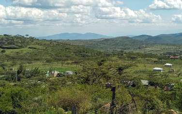 3 ac land for sale in Kiserian