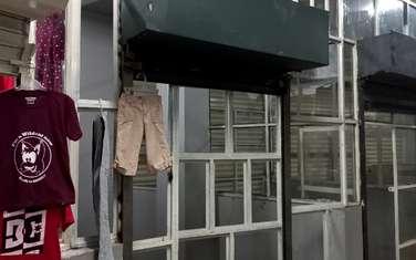 Shop for rent in Dagoretti Corner