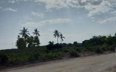 1 ac residential land for sale in Kilifi