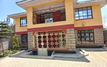 4 bedroom house for rent in Mlolongo