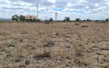 Commercial land for sale in the rest of Kajiado North