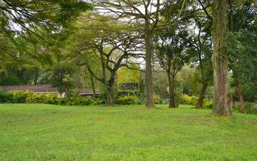 0.5 ac land for sale in Old Muthaiga