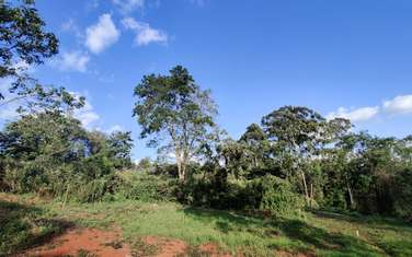 Land for sale in Lower Kabete