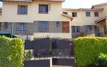 3 bedroom townhouse for rent in Loresho