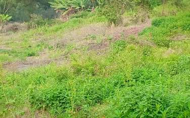Residential land for sale in Lower Kabete
