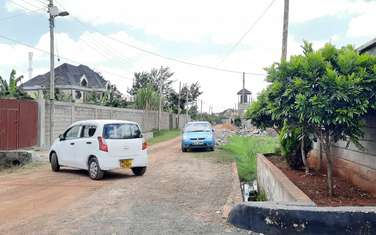 0.1 ha residential land for sale in Kiambu Town