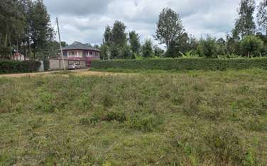 0.25 ac residential land for sale in Ngong
