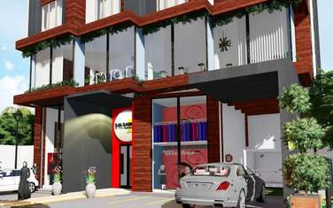 Furnished studio apartment for sale in Parklands