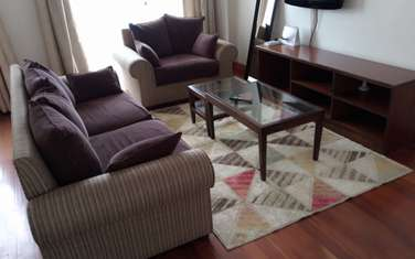 furnished 2 bedroom apartment for rent in Brookside