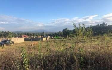 500 m² residential land for sale in Gikambura