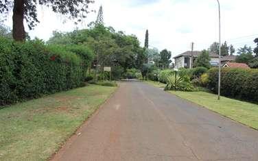 Land for sale in Kileleshwa