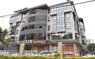 2700 ft² office for rent in Parklands