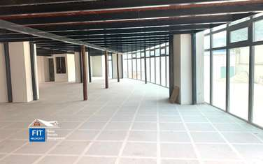 8000 ft² commercial property for rent in Waiyaki Way