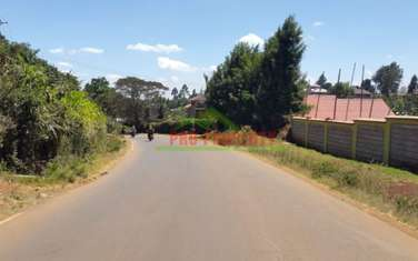 1000 m² commercial land for sale in Kikuyu Town