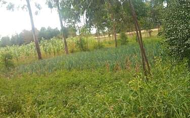 Land for sale in Nanyuki