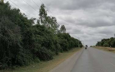 Commercial land for sale in Mombasa CBD