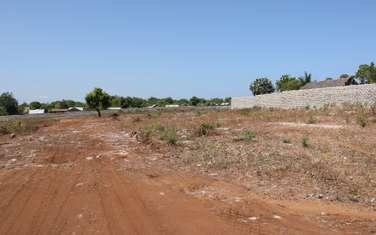 3200 ft² land for sale in Kikambala