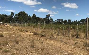17 ac land for sale in Ol Kalou