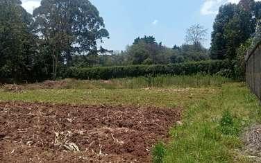 2025 m² land for sale in Karen