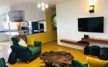 Furnished 2 bedroom apartment for rent in Ngong Road