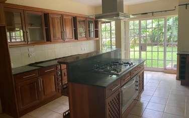 5 bedroom villa for rent in Thigiri