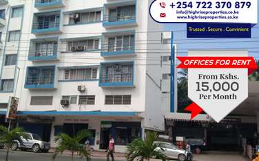 Office for sale in Mombasa CBD