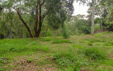 4047m² land for sale in Muthaiga Area