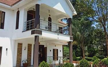 4 bedroom townhouse for sale in Kiambu Town